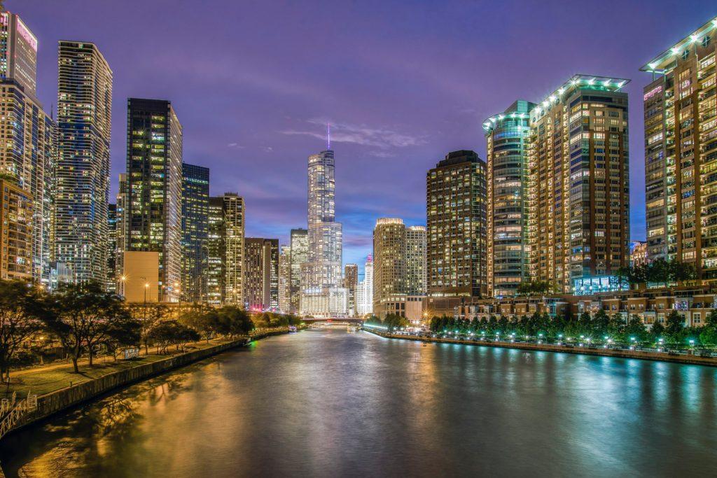 Illinois Port of Chicago