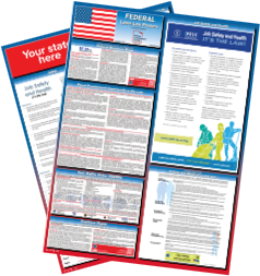 Mandatory State and Federal Labor Law Poster Set