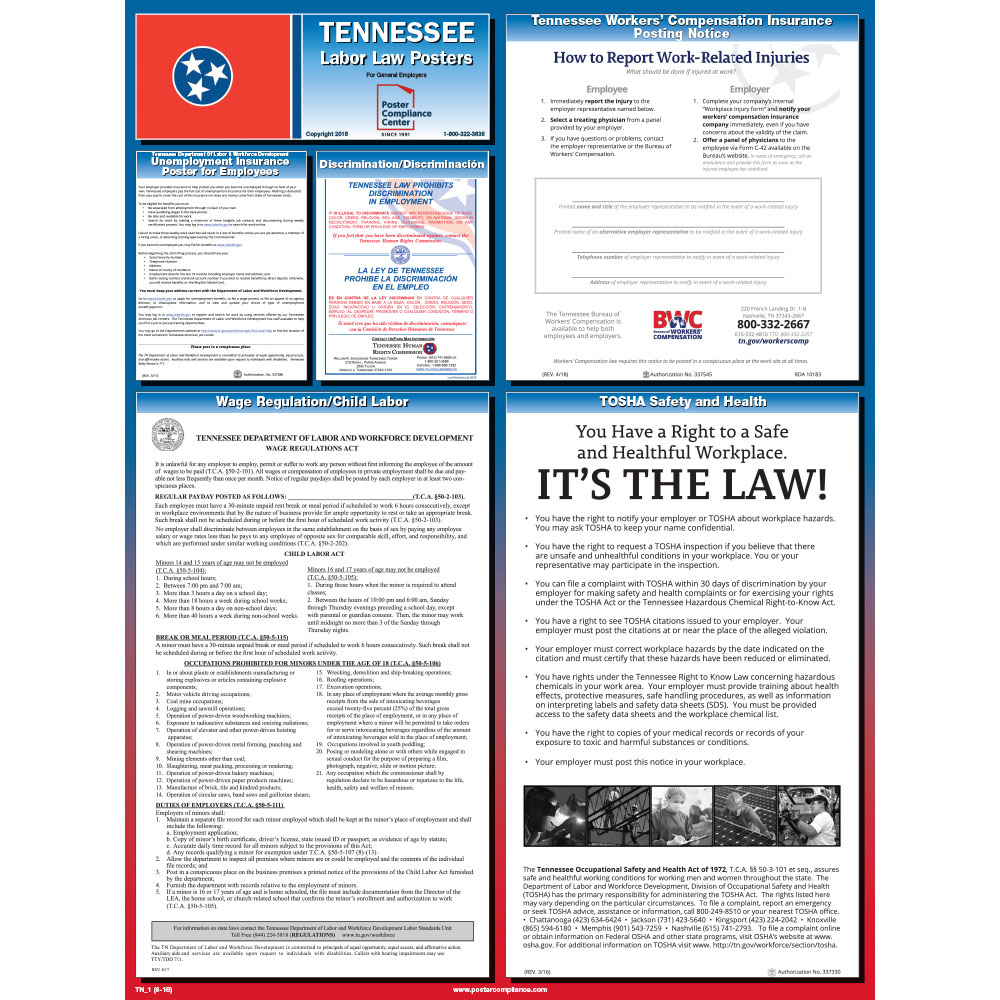 Tennessee_Workplace_Poster_June_2018