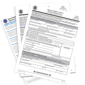 New Hire HR Forms