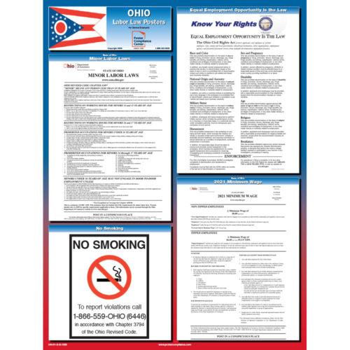 Ohio Labor Law Poster